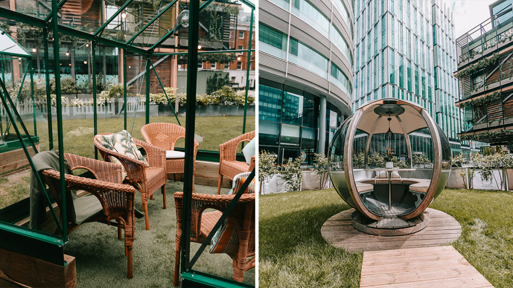 The Lawn Club Is Back With New 'Lawn Houses' Especially For Socially Distanced Drinking