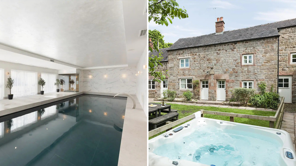 8 Party Houses Less Than 2 Hours From Manchester, Perfect For Reuniting With Your Mates