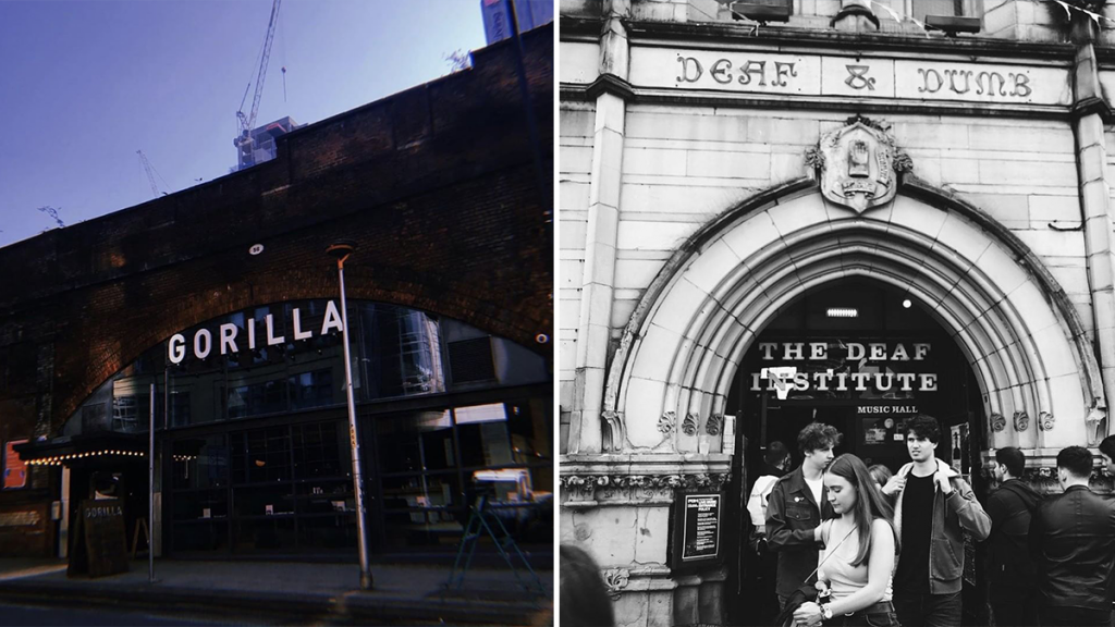 The Deaf Institute And Gorilla To Close Their Doors For Good Following Lockdown