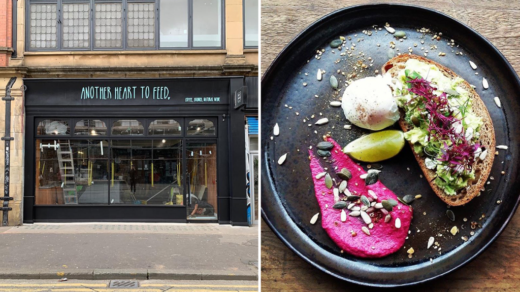 This Northern Quarter Café Will Take You On A Trip Down Under With Their Aussie Brunch · Another Heart To Feed