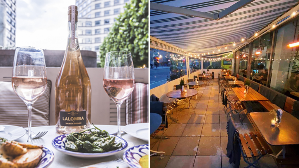 48 Al-Fresco Dining Spots In Manchester That Are Perfect For Summer