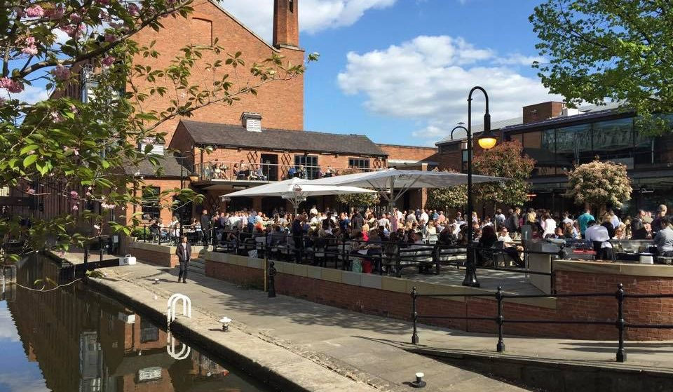 14 Brilliant Beer Gardens In Manchester For Boozy Summer Sessions