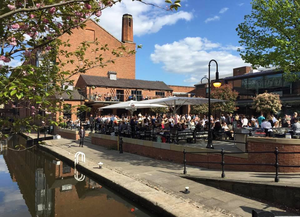 15 Brilliant Beer Gardens In Manchester For Boozy Summer Sessions