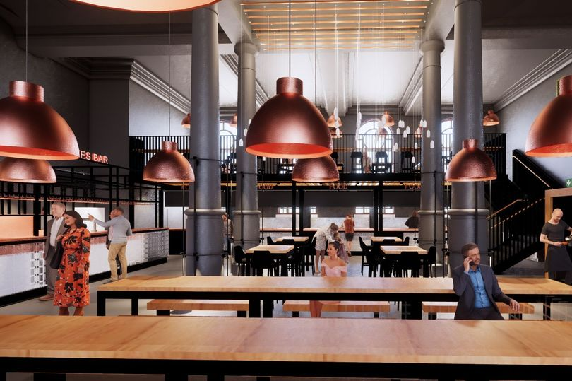 Oldham's Former Town Hall To Be Transformed Into A Wonderful Food And Drink Hall