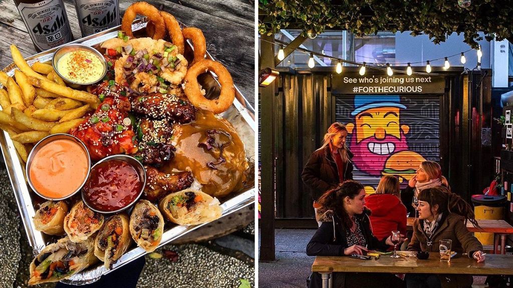 Experience The Tastes Of The World And Local Beers At This Brilliant Outdoor Pop-Up Market • Hatch