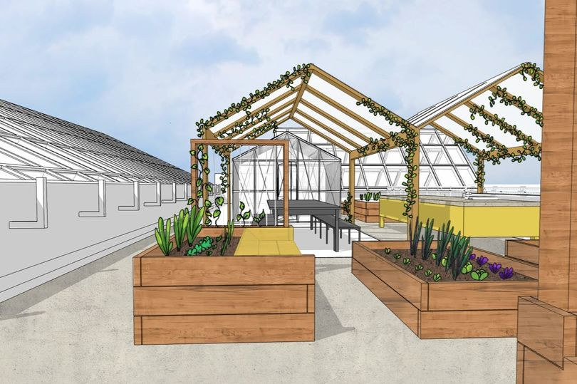 A Beautiful Outdoor Restaurant And Garden Is Coming To Stockport This Month