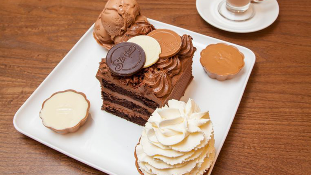 The Epic Chocolate Challenge In Manchester That Only Serious Chocoholics Can Complete