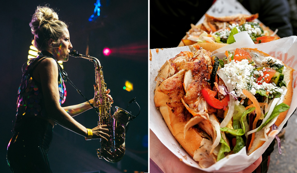 Albert Hall Is Hosting A Pop-Up Evening Of Bavarian Fun With Kebabs And Beer This Weekend