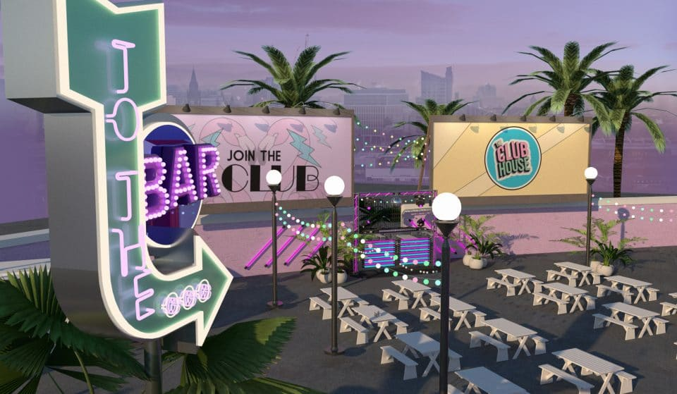 A Miami Inspired Open-Air Food And Drink Festival Is Coming To Manchester Next Month