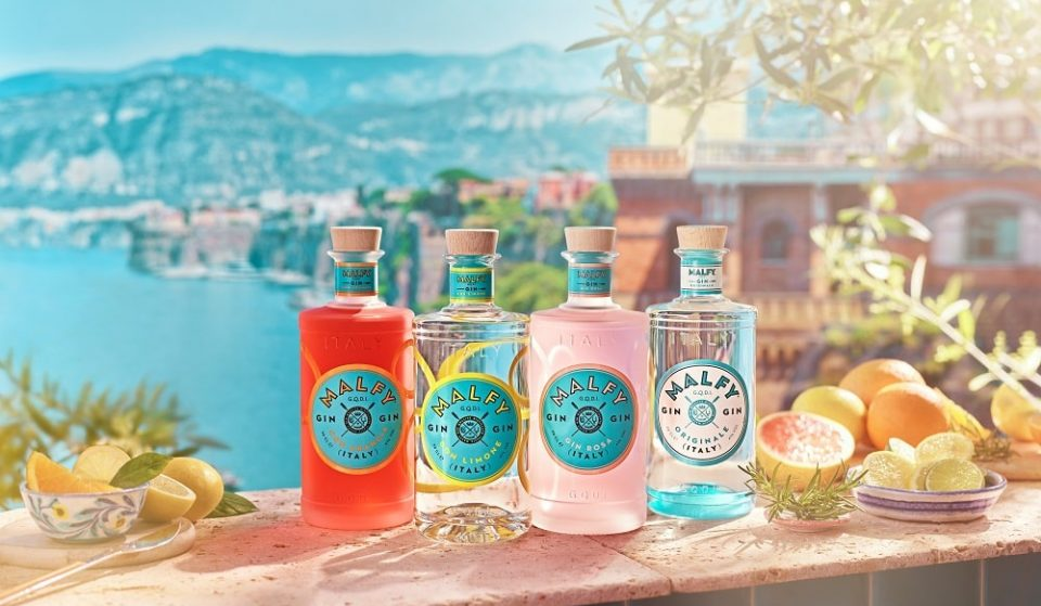 This Online Gin And Pasta Experience Will Transport You To The Amalfi Coast