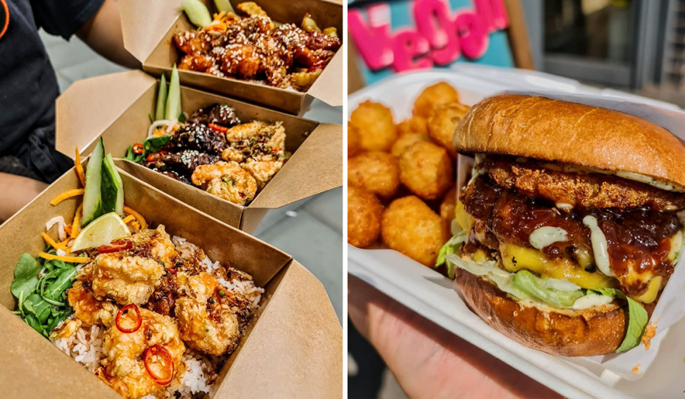 The Best Street Food Spots For 'Grab & Go' Grub In Manchester