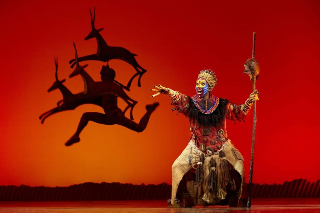 Smash-Hit Musical The Lion King Has Postponed Its Run At Manchester's Palace Theatre