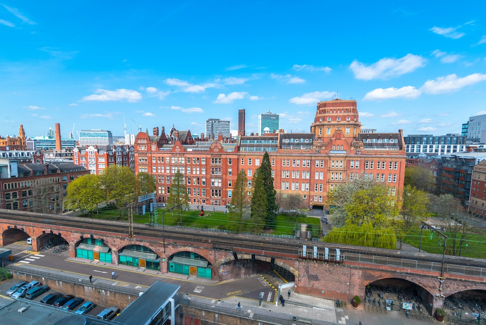 Manchester Is Officially One Of The Top Three University Cities In The UK