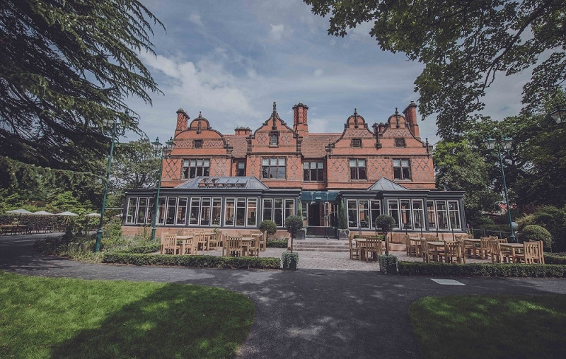 The Oakfield Pub At Chester Zoo Has Been Named One Of The Best Restaurants In The World