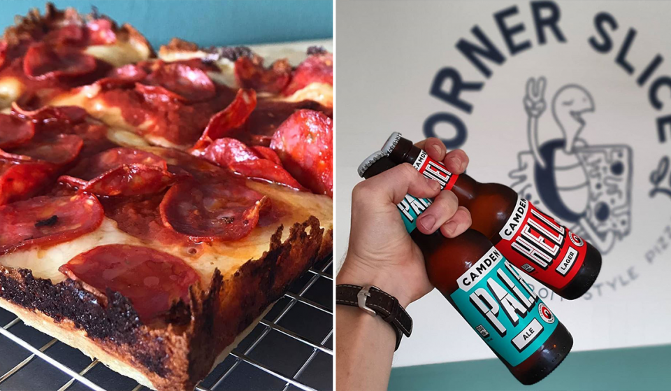 The Failsworth Pizzeria Serving Saucy, Deep Pan Detroit-Inspired Pizza