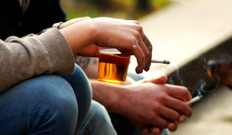 Smoking In Public Places Has Been Banned In Parts Of Spain, In A Bid To Combat Coronavirus