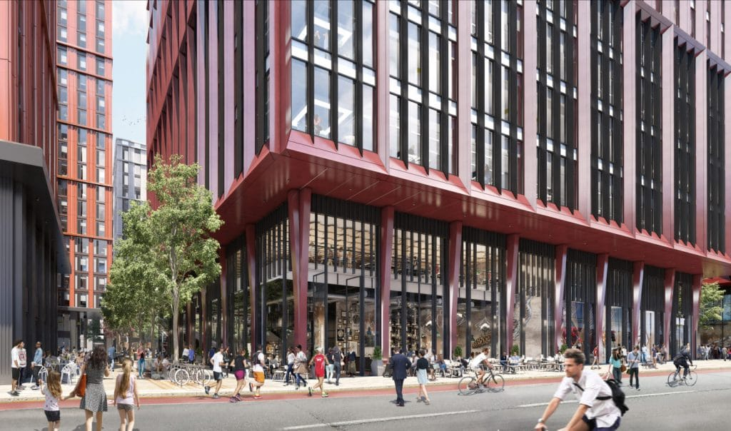 A First-Of-Its-Kind Live Entertainment Venue And Dining Space Is Coming To Manchester