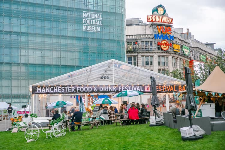 Here's Everything You Need To Know About This Month's Manchester Food & Drink Festival