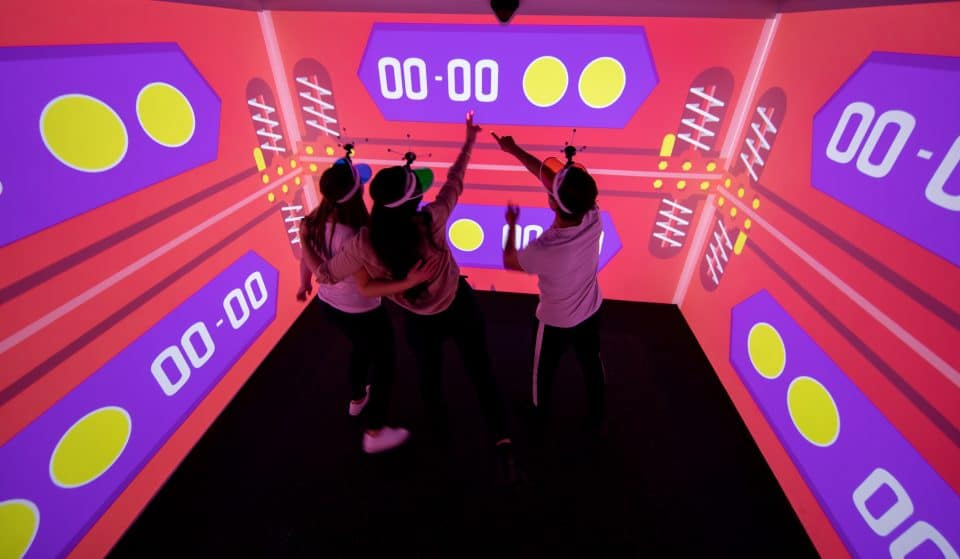 A Fun Interactive VR 'Playbox' Experience Has Opened In Manchester Arndale