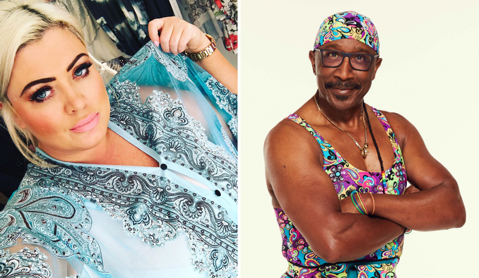 Gemma Collins and Mr Motivator Are Hosting A Free Drive-In Bingo Event Next Week