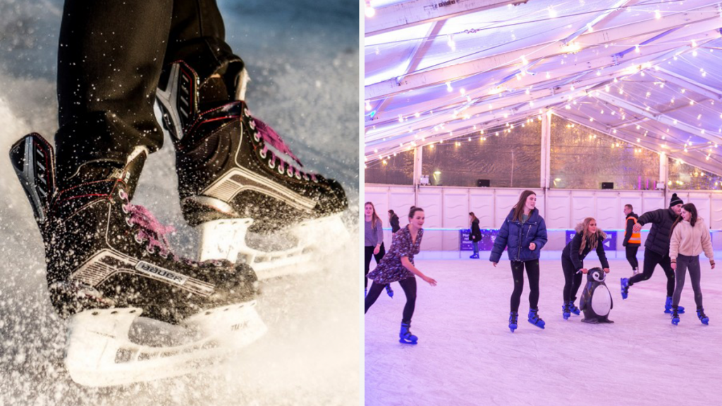 Cathedral Gardens' Ice Rink Has Been Cancelled This Year Due To Tier 3 Restrictions