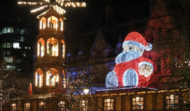 Here's Everything We Know About This Year's Manchester Christmas Markets So Far