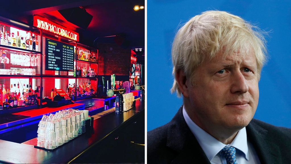 Popular Manchester Bar Bans MPs As #CancelTheCurfew Campaign Continues To Grow