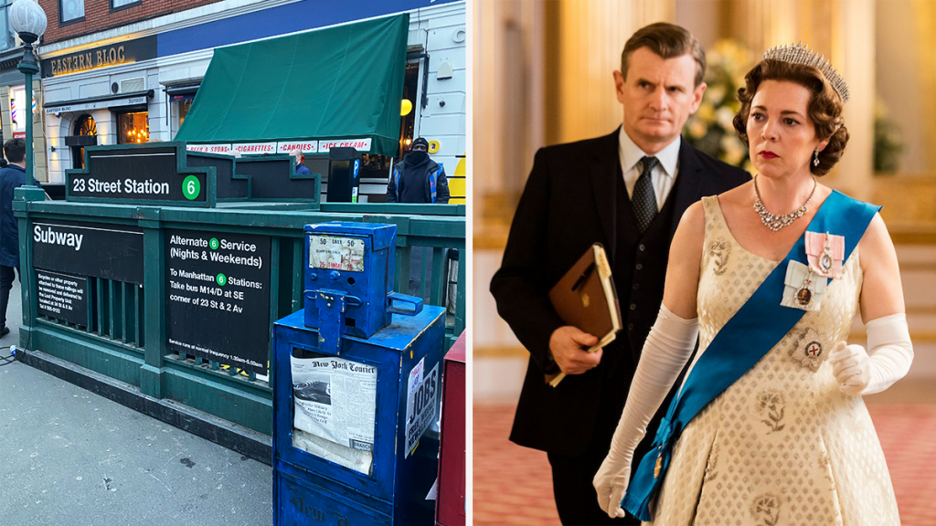 'The Crown' Season 4 Was Filmed In Manchester And The Set Looks Amazing