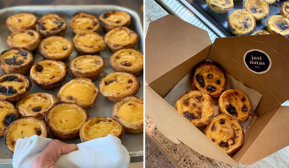 A Dedicated Foodie Spot For Pastel De Natas Has Arrived In Manchester City Centre