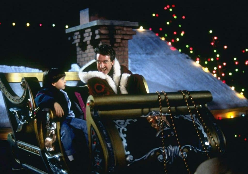 A TV Channel Dedicated Entirely To Christmas Films Is Launching Today