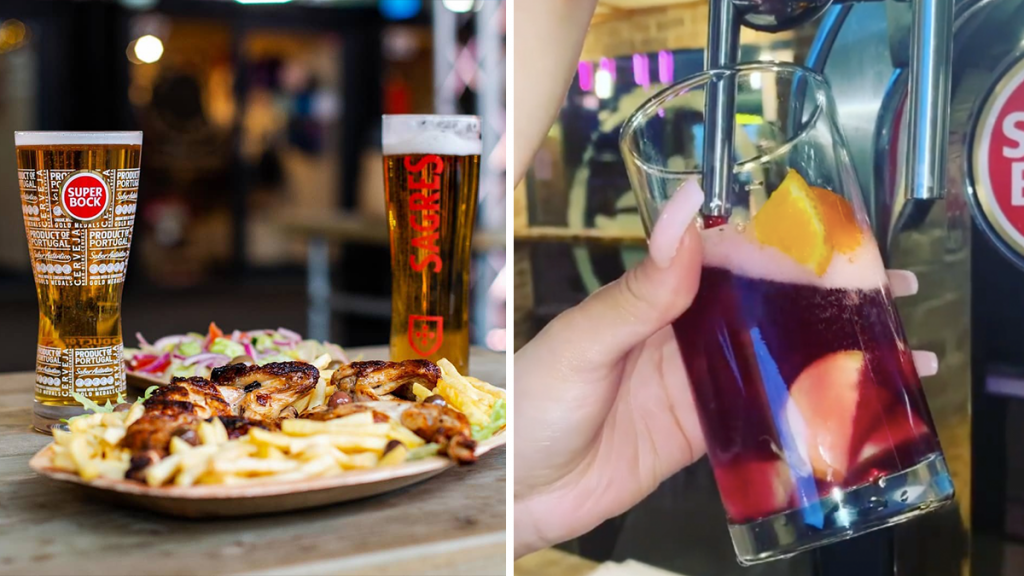 A Bottomless Brunch With Free-Flowing Sangria Exists In Manchester And It Sounds Epic