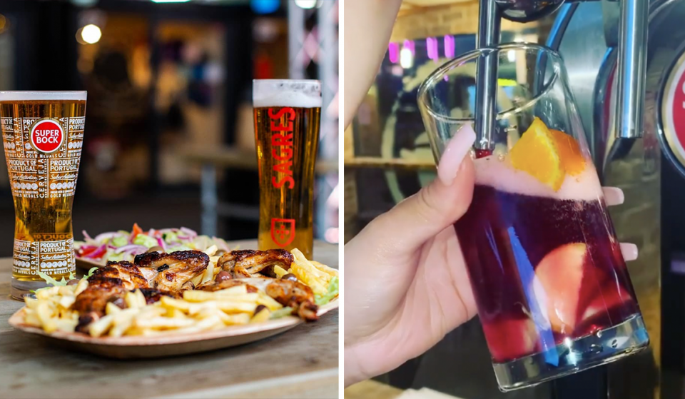 A Bottomless Brunch With Free-Flowing Sangria Is Coming To Manchester And It Sounds Epic