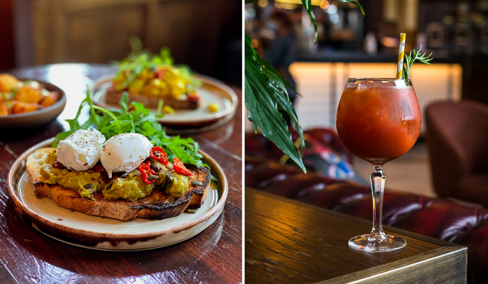 The Refuge Has Launched A Classic Brunch With Healthy Juices And Cocktails To Accompany