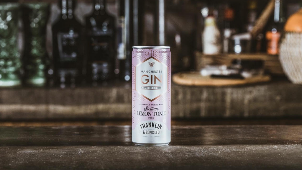 You Can Now Get Manchester Gin Tinnies In Tesco Supermarkets