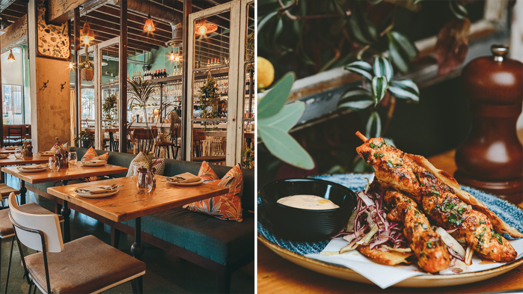 This Charming Portuguese Restaurant Serves Up Bottomless Tapas & Sangria Every Weekend