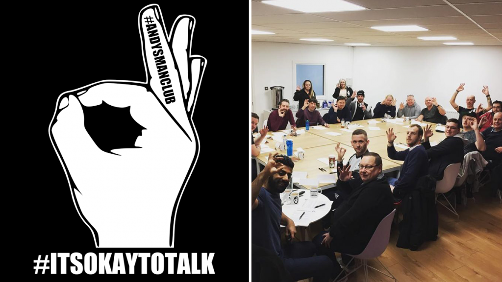 There's A Mental Health Group Dedicated To Preventing Male Suicide In Manchester