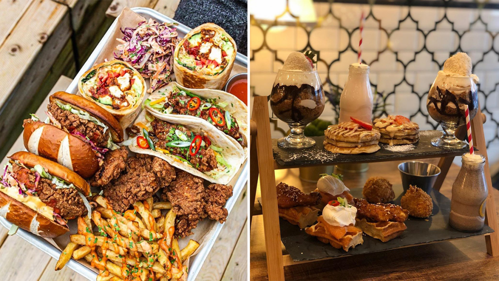 8 Of The Best Places For Sharing Food With Friends In Manchester