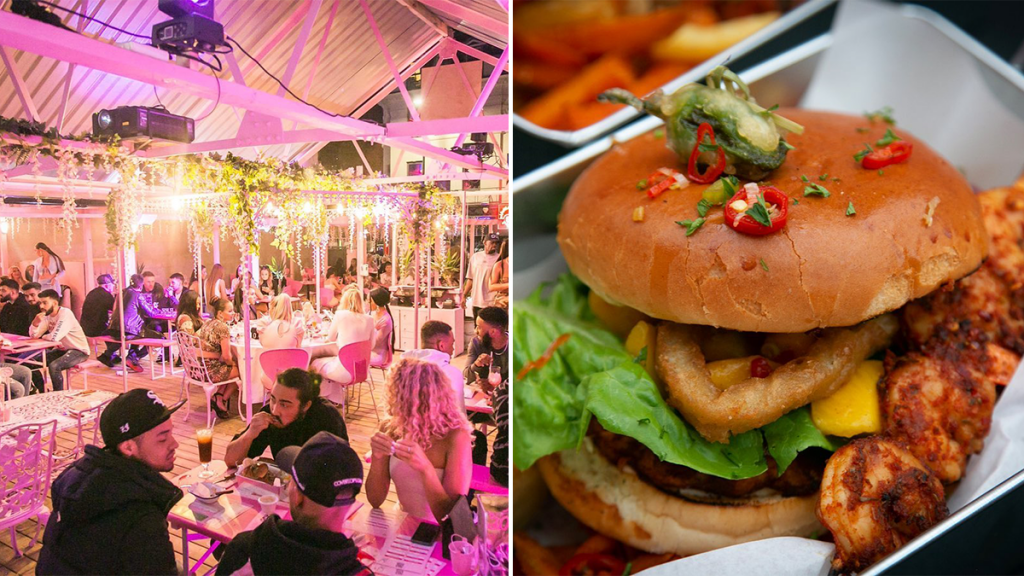 Manchester's Most Instagrammable Pink Bar & Restaurant Has Found A New Riverside Home