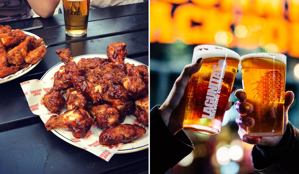 The Manchester Dive Bar Serving 20p Chicken Wings Every Single Day · Bunny Jackson's
