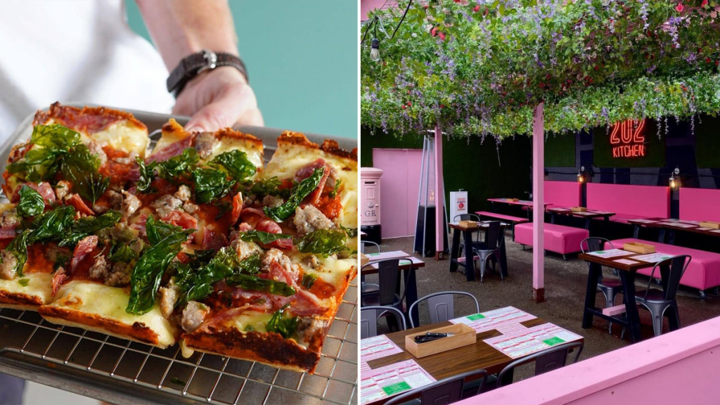 8 Of The Best New Restaurants To Try In Manchester This September