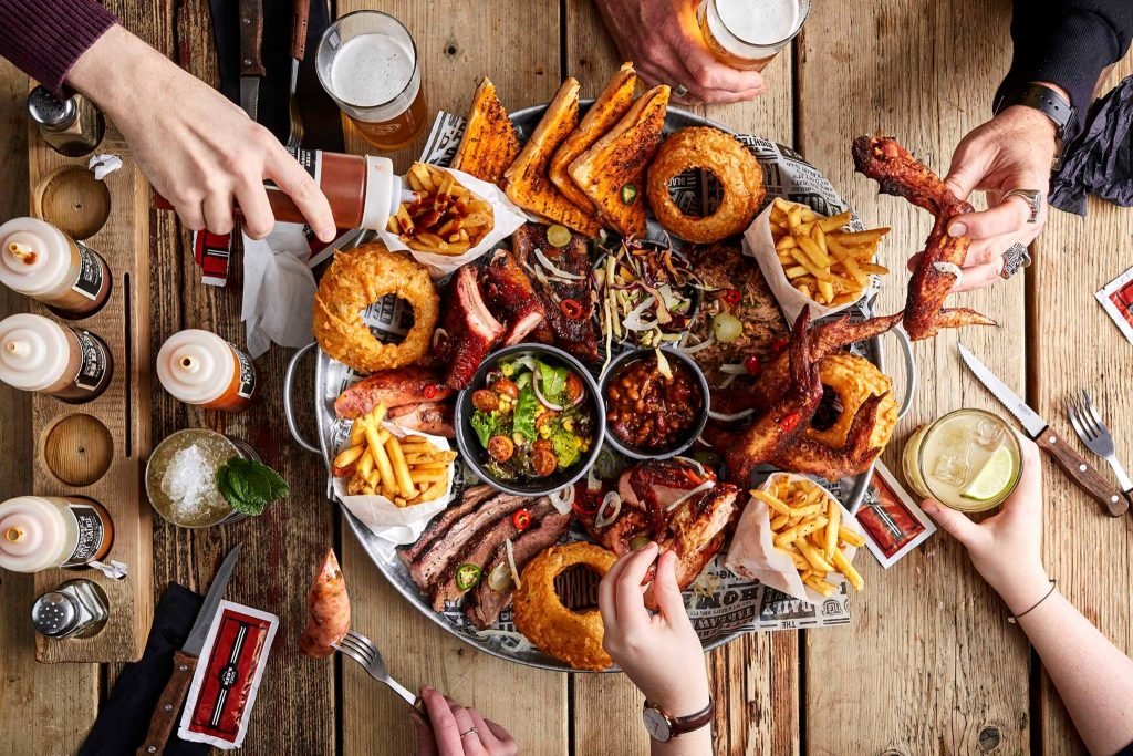 Red's True Barbecue Has Launched A Beefy Sunday Bottomless Brunch In Manchester