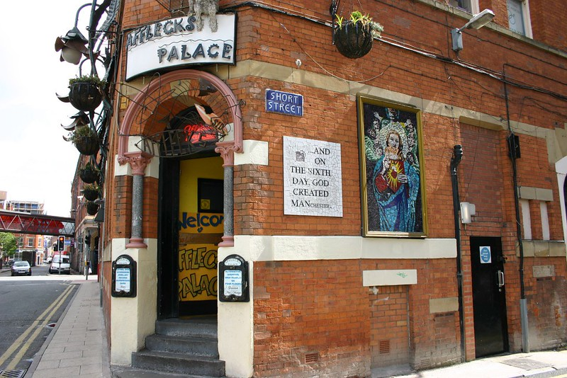 Afflecks Palace Has Been Named As One Of The Top Tourist Attractions In The World