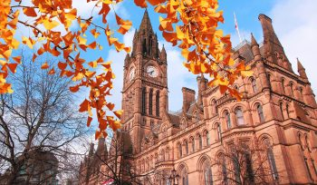 Literally Just 10 Photos Of Manchester Looking Awesome In The Autumn