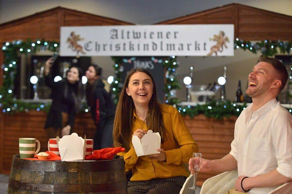 Hotel Football Is Hosting Its Very Own Bavarian Christmas Food Market This Festive Season