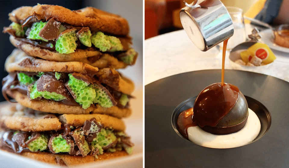 8 Of The Most Divine Dessert Spots To Indulge In Around Manchester