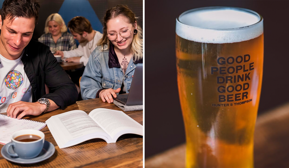 This Manchester Bar Offers 'Hot Desks' With Free Beer For People Bored Of Working From Home