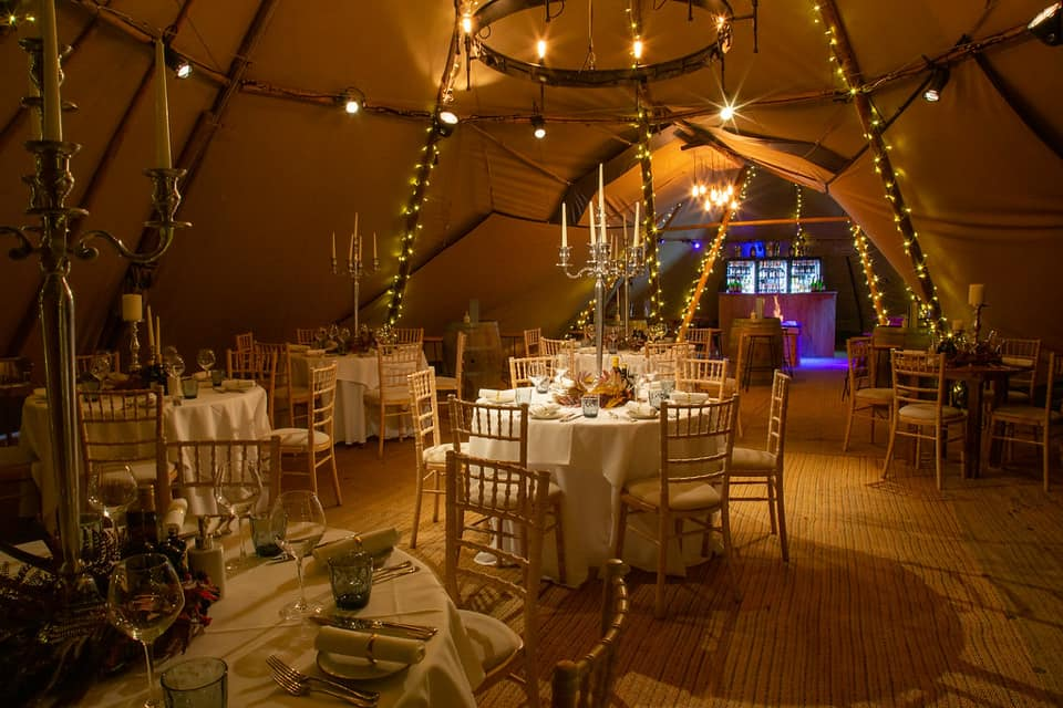 This Alderley Edge Restaurant Has Transformed Into A Giant Teepee Just In Time For Winter