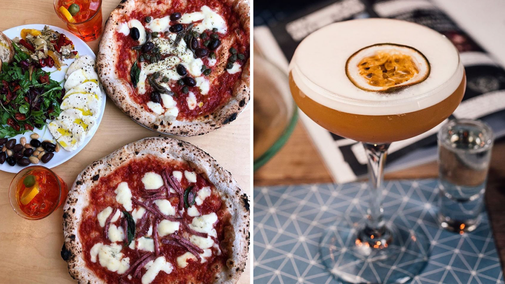 You Can Now Attend A Bavarian Bottomless Brunch With Rudy's Pizza And Cocktails