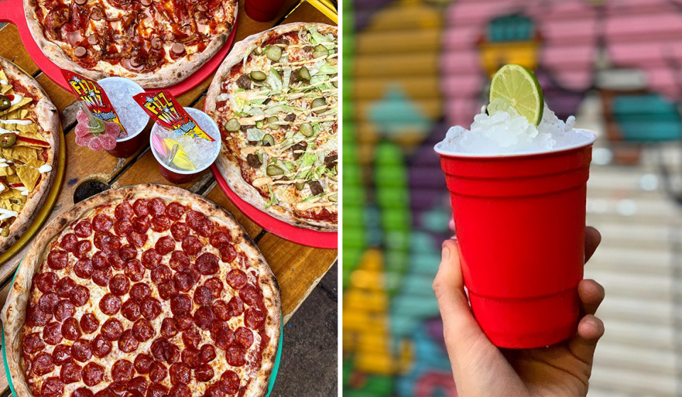 You Can Now Get Bottomless Pizza And Booze At Crazy Pedro's Every Single Day