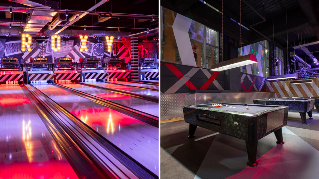 Roxy Ball Room Has Taken Over The Iconic Birdcage Bar With A Fun New Games Venue